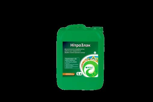 Нітрозлак - Біологічний азотфіксатор для зернових колосових культур від виробника в Україні