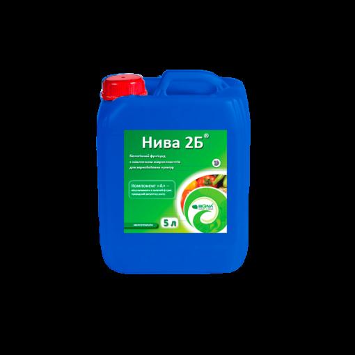 Нива 2Б® – біологічний фунгіцид з комплексом мікроелементів для зернобобових культур – купити від виробника в Україні