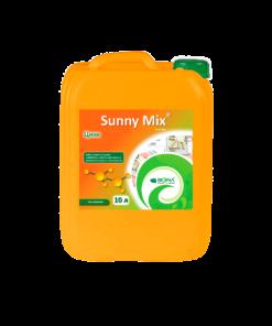 Мікродобриво у хелатній формі Sunny Mix «Цинк» застосовується на культурах з високою потребою в цинку (кукурудза, льон, рис та ін.), а також для усунення дефіциту та корекції цинку на усіх сільськогосподарських культурах